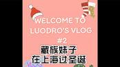 #VLOG2#圣诞日常 | 参加上海市中心唯一一座城堡的圣诞集市/美食/表演