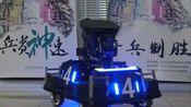 【机器人也来跳抖肩舞】你跳的好自强不息~#东北大学TDT实验室#
