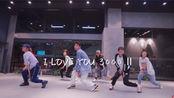 UA(月兔店 )身体开发 | J-SAN编舞《I LOVE YOU 3000 Ⅱ)