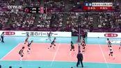 """朱婷""""王之蔑视""""原来最早出现在打日本的比赛中, 太威武霸气了!"""