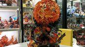 【GK开箱】艾斯火拳 Tsume Art!艾斯要帅起来!