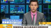 视频:受大雾影响辽宁省内9条高速不同程度封闭
