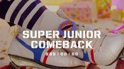 (更新至the crown)Super junior第九张正规专辑《TIME SLIP》MV+预告+现场