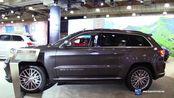 2017 纽约车展实拍 Jeep Grand Cherokee Summit