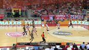 欧洲冠军篮球联赛近十年最伟大的球员之一: 麦克·詹姆士
