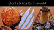 Tsume-Art Collections:T社艾斯和红发放在一起什么感觉?