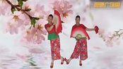 福建龙岩玉香广场舞《桃花红杏花白》