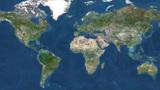 卫星拍摄图片显示,地球正在变绿,然而科学家却高兴不起来