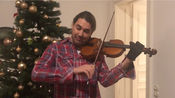 大卫葛瑞特 祝大家圣诞快乐 & 小提琴 David Garrett-wishes all of you a Merry Christmas! Violin