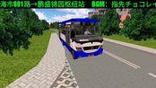 【Proton Bus Simulator】东海市公交691路 张庄子新村 开往 鹏盛锦园枢纽站 全程驾驶室视角(原型:Podmiejska 191路)