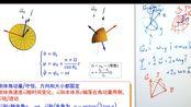 理论力学(济南大学)-c3-6-刚体的定点运动 + 重刚体定点运动的解 + 拉莫尔进动