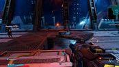 《无主之地3》无技能赞恩6分16秒速杀无敌沃坦