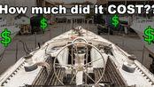 大项目:废弃20年的游艇翻新连载 part.5 谈话节目:购买游艇费用介绍