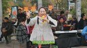 漯河风情-何兰花演唱《陈驸马休要性情急》漯河市双汇广场艺术团