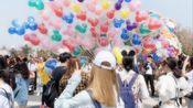 迪士尼+外滩 清明节上海看人之旅