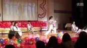 tricking羔羊第二次上台表演,2015.2.29    渭南师范学院跆拳道社团英语星空友情出演,品势,击破—在线播放—优酷网,视频高清在线观看