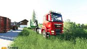 [A7解说]291 模拟农场19 | 畜牧地图#15 无奈放弃 太拖拉-凤凰 转而提车 曼恩 TGS41.500