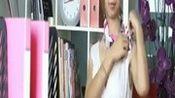 【百变丝巾系法 (丝巾的系法视频图解)
