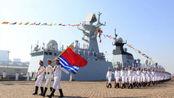 海军节多国来贺!中国未来海军是不是世界一流?解放军少将表态