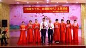 来宾市老年大学声乐六班一组小组唱《情歌的故乡》