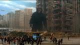 1977拍的香港版《金刚》,大猩猩是参照北京猿人设计的