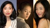 三位入围金球奖影后的华裔女演员【章子怡、吴恬敏(Constance Wu)、林家珍(奥卡菲娜 Awkwafina)】