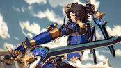 【碧蓝幻想Versus】gbvs 高分段Lancelot狂兰 对战录像