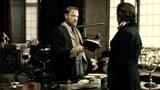 大侦探福尔摩斯:福尔摩斯和教授的见面很和平,没有传说中的打闹