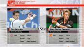 (小潘潘游戏纪要)pc.vr网球3.亨曼vs费雷罗