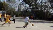 山东农业大学2011级文法学院篮球比赛全场最佳抢断1