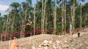 中国·江门恩平泉林国际自行车速降赛最嗨赛段精彩集锦-体育-高清完整正版视频在线观看-优酷