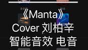 刘柏辛-Lexie-《Manta》翻唱 全民智能音效配电音