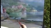 Pintar una Acuarela (Watercolor Painting) José González Collado