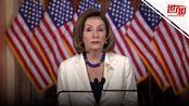 美众议院宣布起草弹劾特朗普条款 白宫反击:期待公正审判