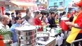 成都重庆西安武汉郑州长沙老祖宗石磨坊特色早餐加盟店开业视频8