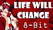 [Fukase] Life Will Change 8-Bit (Persona 5)