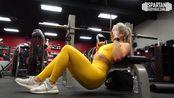 【SPARTAN BODYBUILDING】亨特·奇尔顿 臀大肌锻炼