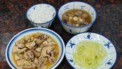 陈皮蒸鸡肉,桂圆猪心汤,广式月子餐,清淡营养又滋补