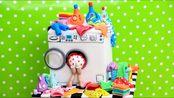 洗衣时间蛋糕与迷你衣服蛋糕一步一步【Cakes StepByStep】 - 20200319