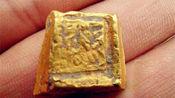 农民耕地三次挖出金块,主动上交得到表扬,专家赶到揭开宝藏之谜