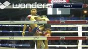 Kids Muay Thai 55 lbs title fight in Pattaya(8 year olds)