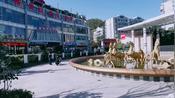 湖北省十堰市是一座新兴的现代化城市,北京路立交桥车水马龙