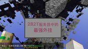 我的世界2B2T服务器中的革命性外挂(ZTAY优化制作)