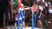 Ashton Rouska/19年ULAPL105kg青年组第一