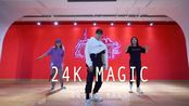 超帅气舞蹈24K Magic - Kelvin编舞