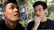 【DolanTwins中字字幕】双胞胎兄弟的心灵感应挑战!哥哥Ethan无论如何都能找到弟弟Grayson!