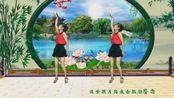 安东阳优美歌曲广场舞《十八年》爱的誓言超级感动,真好看