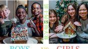 【185】「男孩vs女孩饼干屋装饰大赛!」Grace forthe Millers