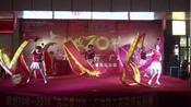 29江西省赣州市章贡区-黄金广场舞龙分队  中国美