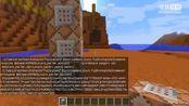 【天骐我的世界】上厕所吃烤肉边玩野外游戏 1.8原版命令方块模组介绍第13集